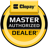 Global Overhead Doors is proud to be a Clopay Master Authorized Dealer