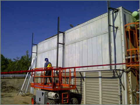 Global Overhead Doors provides services to the Commercial Industry.