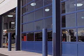 Commercial Garage Doors in Edmonton