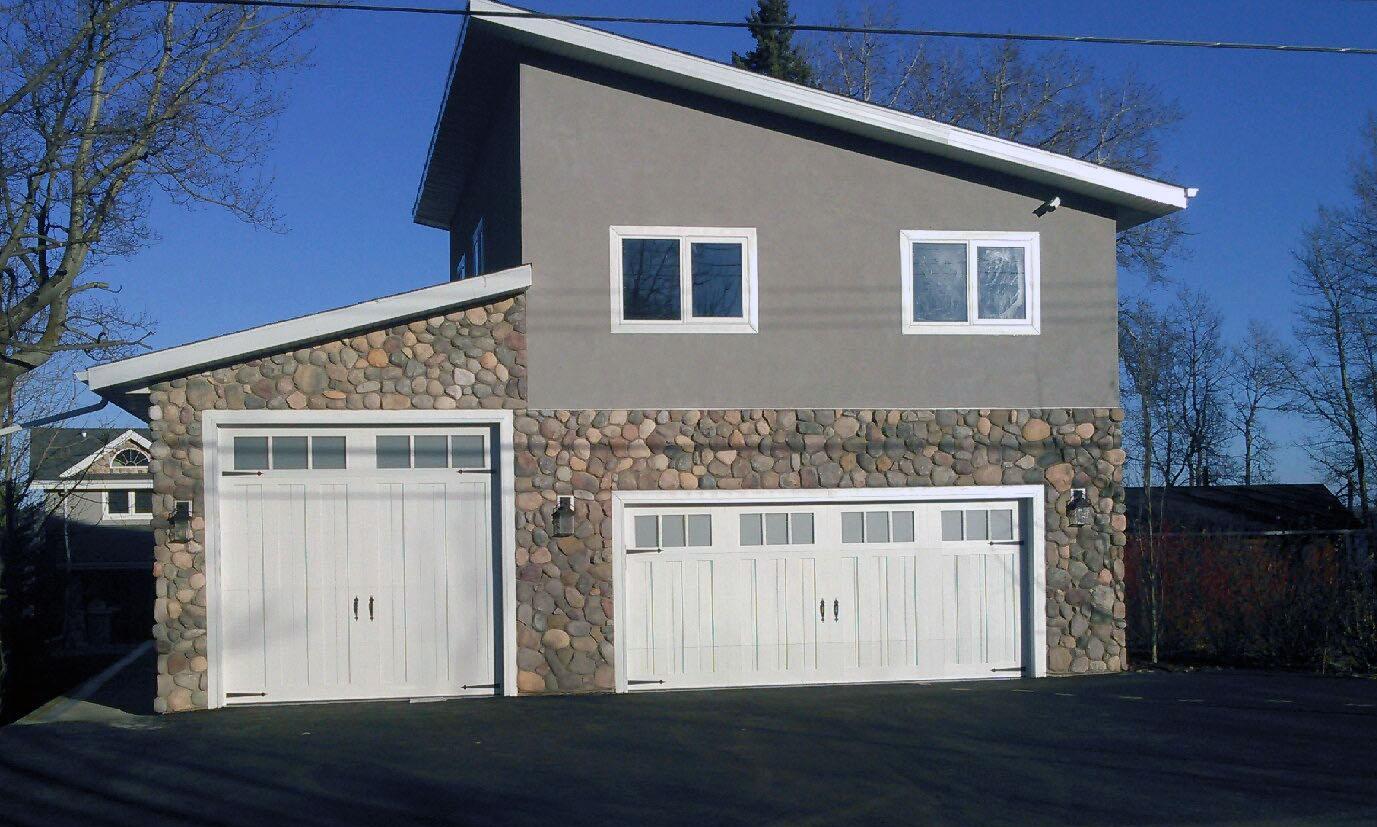 Garage Door Services to Alberta